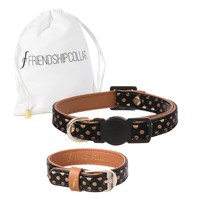 Dotty Moggy Cat Collar