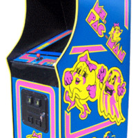 Ms. Pac-man Arcade Game - Fully Restored