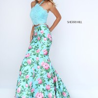 Sherri Hill 50387 Prom Dress