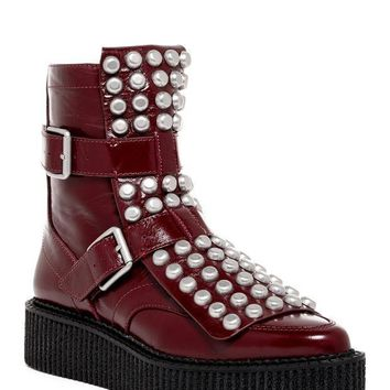 Marc Jacobs | Bowery Show-Creeper Boot | Nordstrom Rack