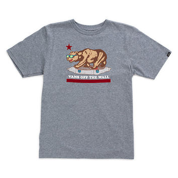 Boys Grindin Grizzly T-Shirt   Shop at Vans