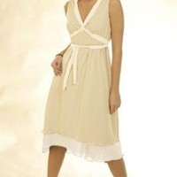 Erin Dress Sand/Creme by VC2o on Etsy