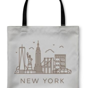 Tote Bag, New York City