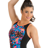 Feline Funk Alexandra Leotard from GK Elite
