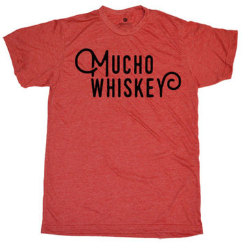 Mucho Whiskey - Heather Red