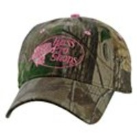 Bass Pro Shops® Logo Camo Cap for Ladies