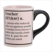 What A Teacher Is Mug  14248 - Other