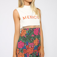 Casper + Pearl - Mexico City Dress - Print