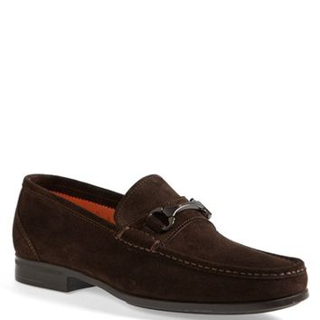Men's Santoni 'Tahoe' Bit Loafer,