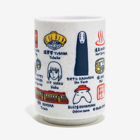 Studio Ghibli Spirited Away Japanese Teacup