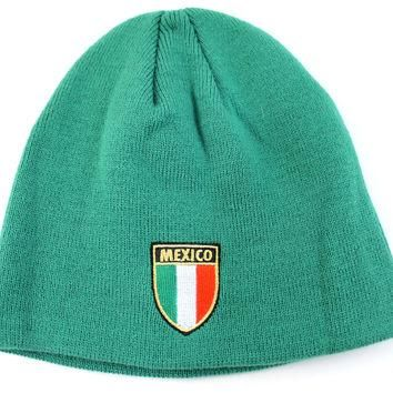 Puma Unisex Adult Country Mexico Green World Cup Beanie Hat