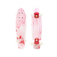 "White Red Penny Original 22"" Marble Deck"