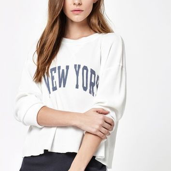John Galt New York Long Sleeve T-Shirt at PacSun.com