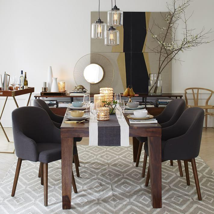 carroll farm dining table from west elm home sweet home