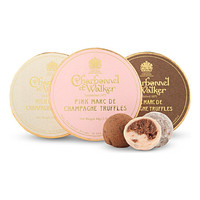 CHARBONNEL ET WALKER Gold truffle gift box 132g