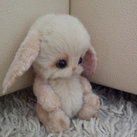 Bunny Emily. Friends Of Teddy. 10cm