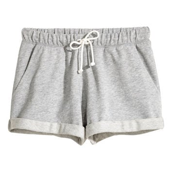 Sweatshorts - from H&M