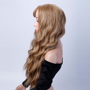 Ellena Long Wavy Synthetic Wig