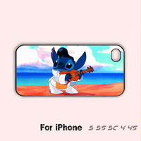 Disney,Stitch,iPhone 5 case,iPhone 5C Case,iPhone 5S Case, Phone case,iPhone 4 Case, iPhone 4S Case