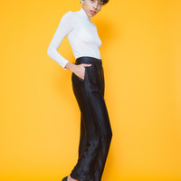 JUST FEMALE | Luke Pants-Black