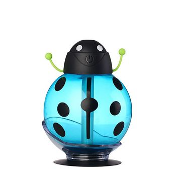 Indoor/Outdoor ladybug led Mini Air Humidifier