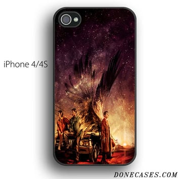 supernatural galaxy nebula case for iPhone 4[S]