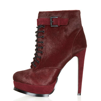 PRICELESS Premium Leather Boots - New In This Week - New In - Topshop USA
