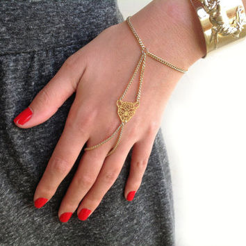 New Arrival Shiny Hot Sale Great Deal Gift Awesome Accessory Stylish Simple Design Hollow Out Bracelet [6586375367]