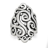 Long Sorrento Ring | James Avery