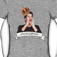 Dylan O'Brien OUR KING Women's T-Shirt