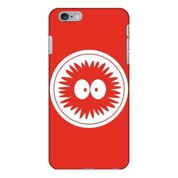 totoro soot sprite iPhone 6/6s Plus Case