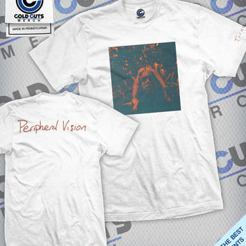 "Turnover ""Peripheral Vision Blue"" Shirt 