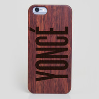 Beyonce Yonce iPhone 6 Case - All Wood Everything
