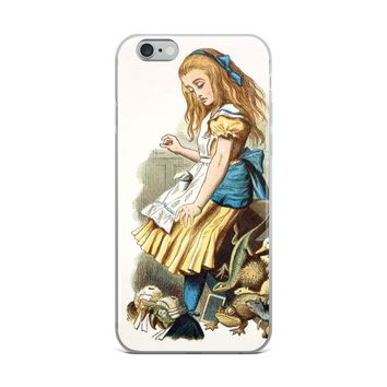 Alice in Wonderland Nursery Alice iPhone Case