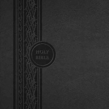 Holy Bible: Modern English Version, Black, Thinline Edition