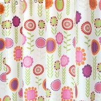 Park B. Smith Spring Meadow Shower Curtain, Pink