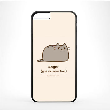 i'm Pusheen The Cat Anger Iphone 6 Plus | 6s Plus Case