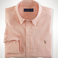 SLIM-FIT OXFORD SPORT SHIRT