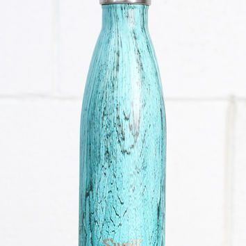 S'well Bottle: Teal Wood Collection {17 oz}