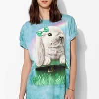 The Mountain St. Patty's Day Bunny Tee - Urban Outfitters