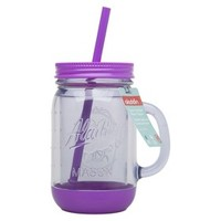 Aladdin Mason Jar Travel Mug - Grape (20oz)