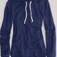 AEO Women's Hooded Tee