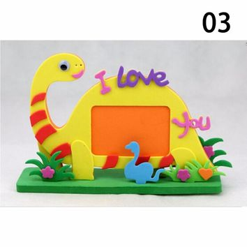 Kids Educational Toys Photo Frame