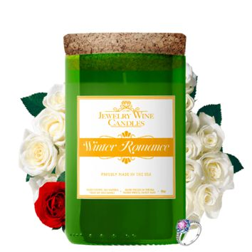 Winter Romance | Jewelry Wine Candle®