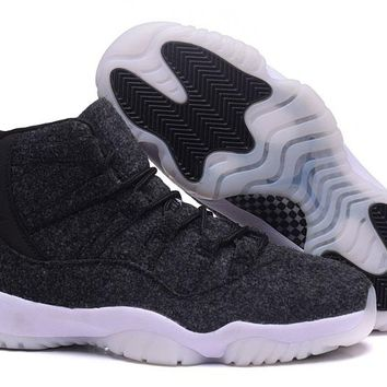 Air Jordan 11 Retro AJ11 Wool Sneaker Shoes US5.5-13