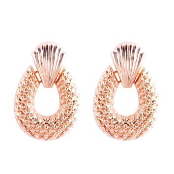 Elena- Vintage Chic Statement Earrings