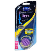 HEEL ORTHOTICS PAIN RELF WOMEN 1 PR