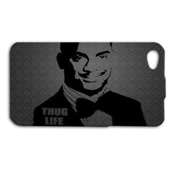 Funny Thug Life Phone Case Fresh Prince Cute Grey Cover iPhone