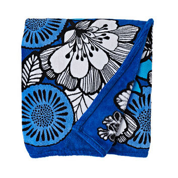 Vera Bradley Throw Blanket Blue Bayou - Zappos.com Free Shipping BOTH Ways