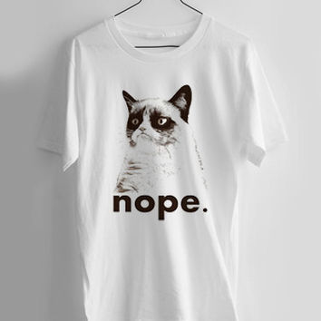 Grumpy Cat T-shirt Men, Women and Youth